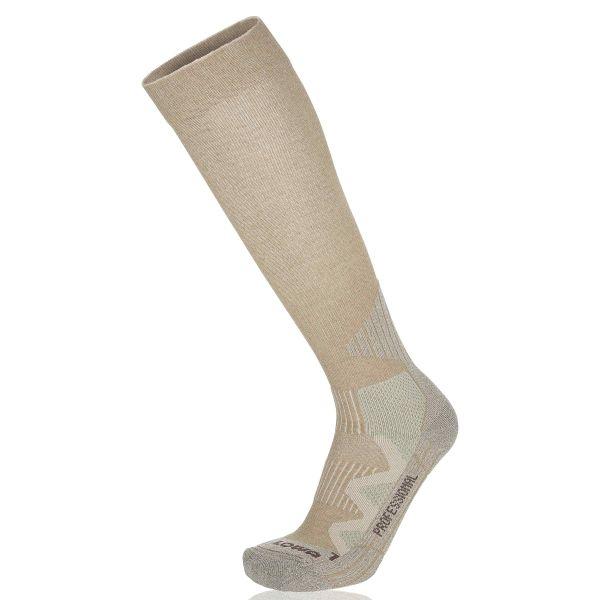 LOWA Socken Compression Pro desert