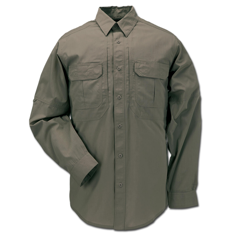 5.11 Taclite Pro Shirt Langarm oliv