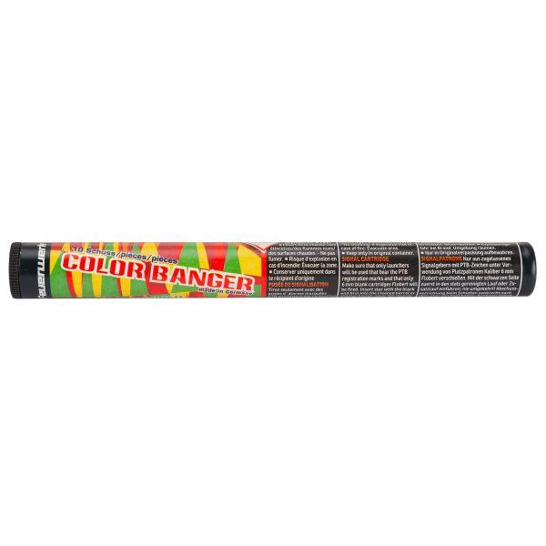 Zink Feuerwerk Color Banger Signalsterne 15 mm 10 Stück
