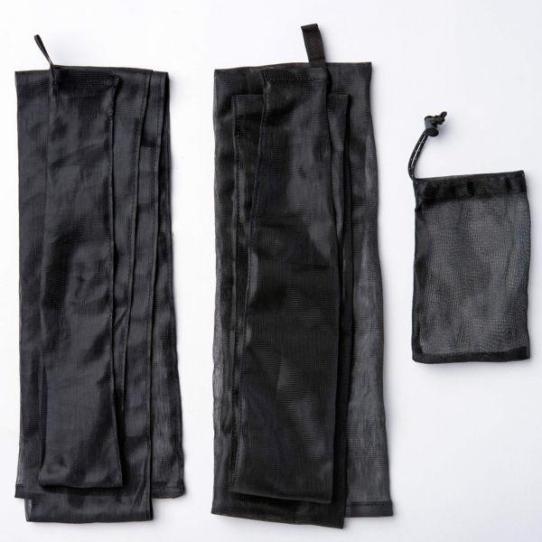 Amazonas Verstauhülle Tarp Sock schwarz