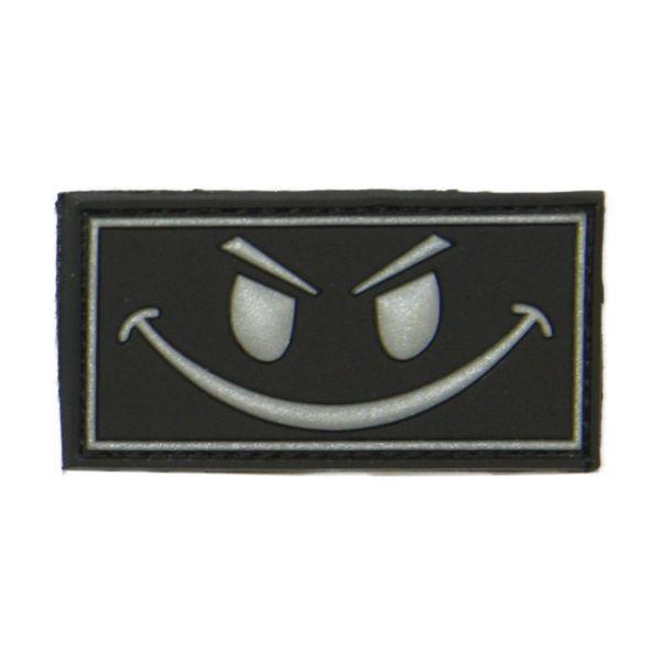 3D-Patch Evil Smiley swat