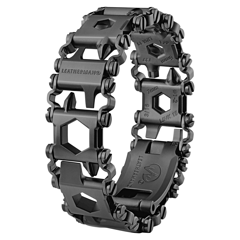 Leatherman Multitool Tread LT schwarz