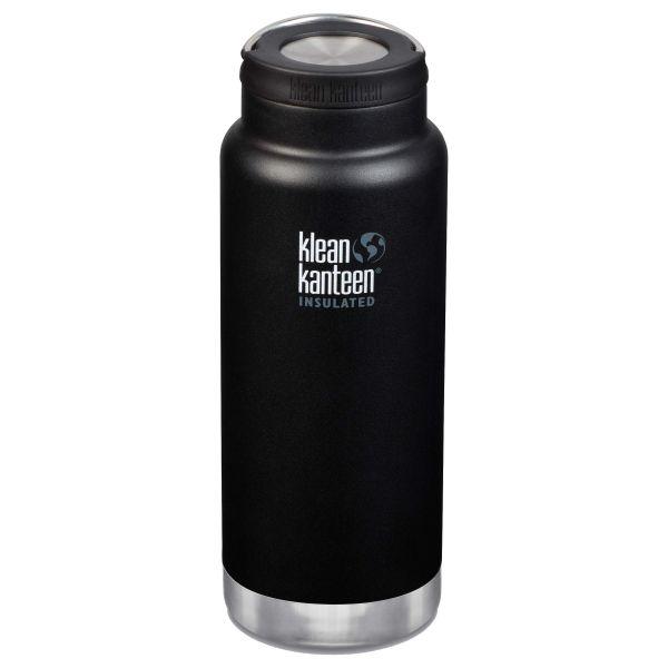 Klean Kanteen Trinkflasche TK Wide VI shale black 946 ml