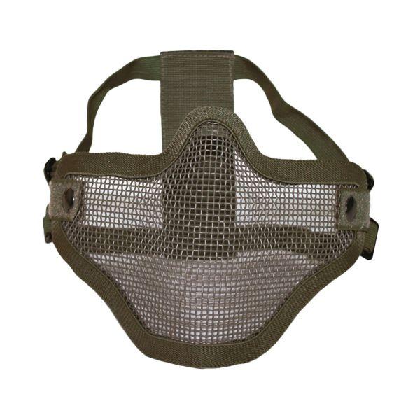 Schutzmaske Airsoft SM oliv