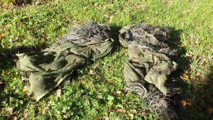 Set de fil de camouflage MFH