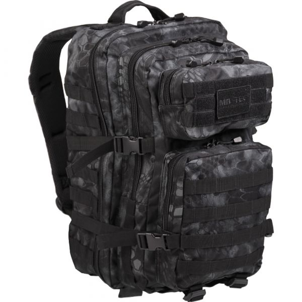 Mil-Tec Rucksack US Assault Pack II Mandra Night