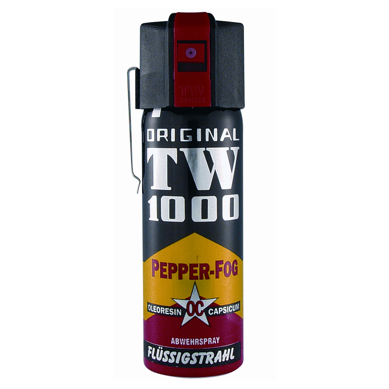 TW1000 Pfefferspray Punktstrahl 63 ml