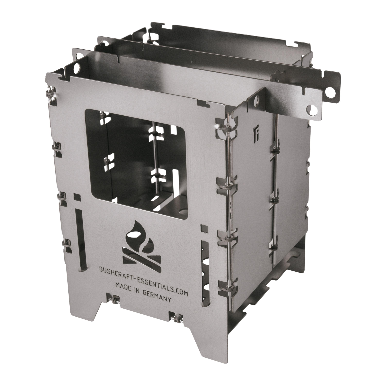 Bushcraft Essentials Bushbox LF Titanium