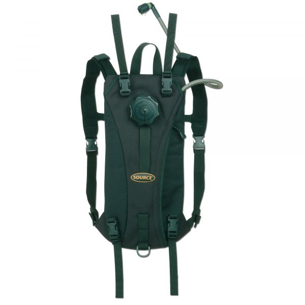 Source Waterpack Tactical 3 L schwarz