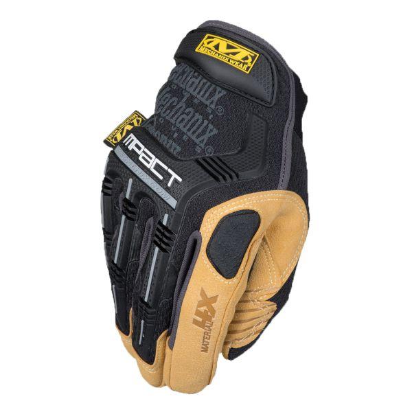 Mechanix Wear Handschuhe Material4x M-Pact schwarz/coyote