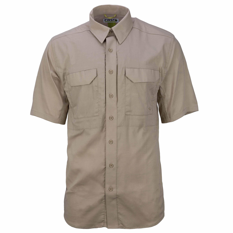 First Tactical Shirt V2 khaki