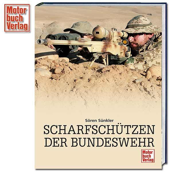 Buch Scharfschützen der Bundeswehr