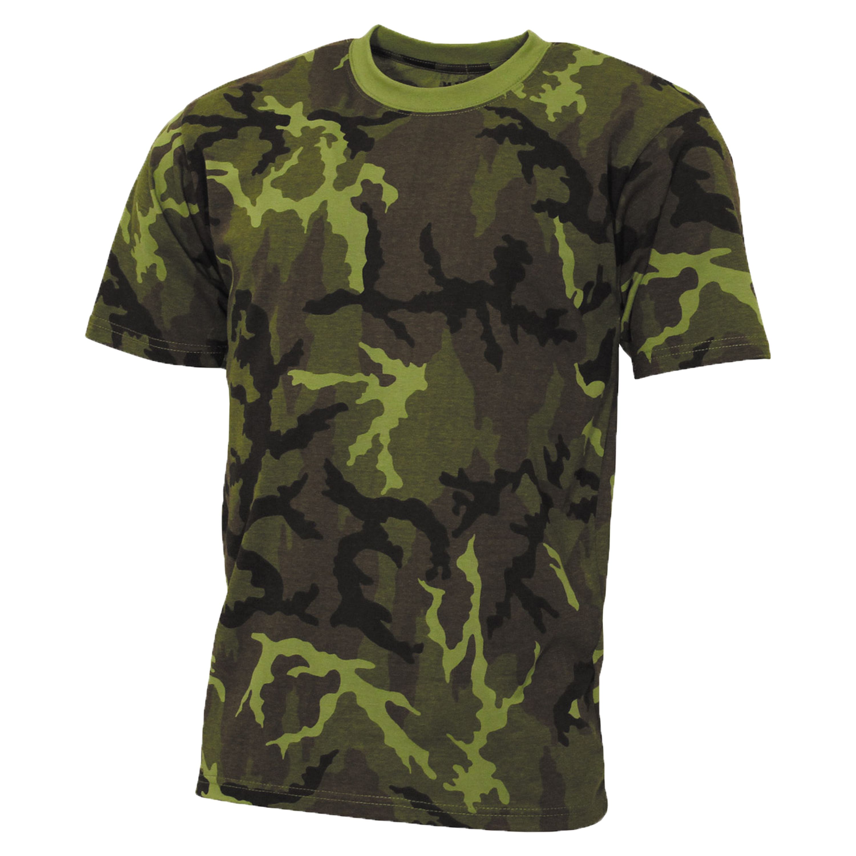 MFH T-Shirt US Streetstyle M 95 CZ tarn