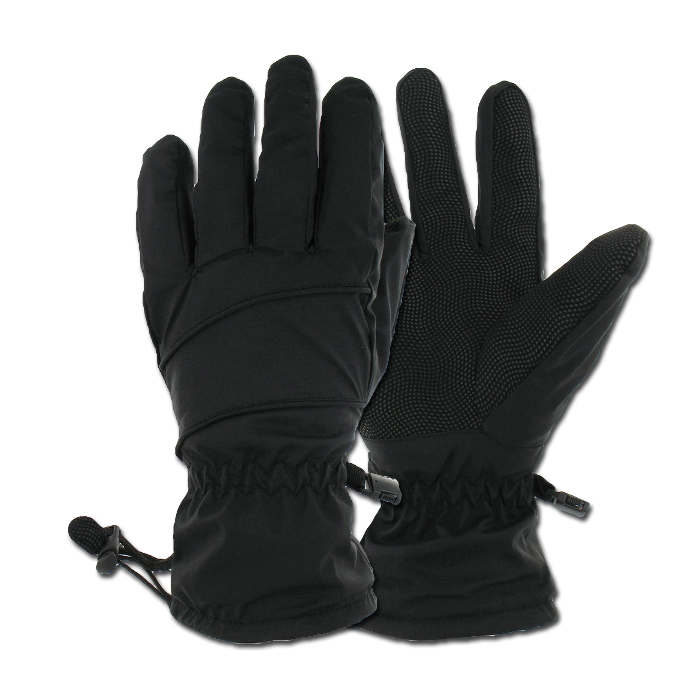 Handschuhe Montana Winter schwarz