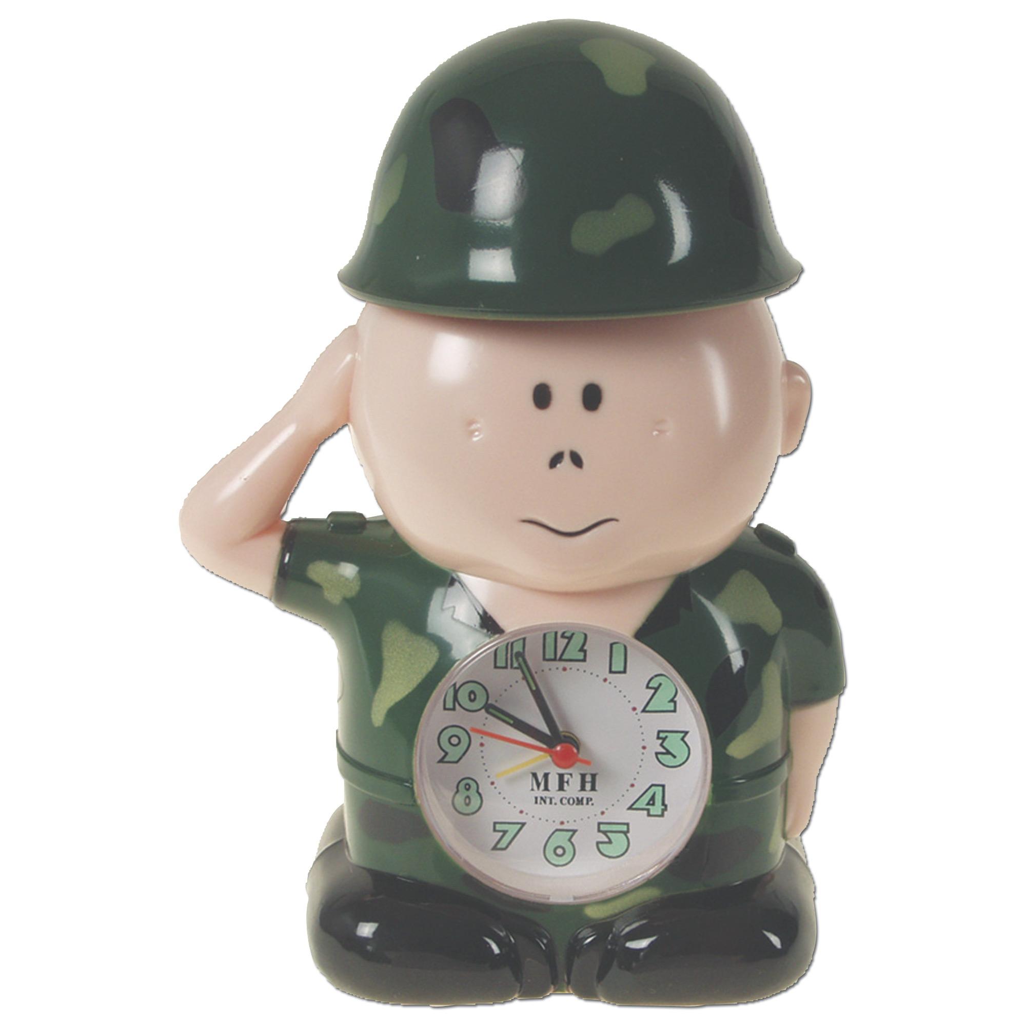 Wecker Mini Soldier