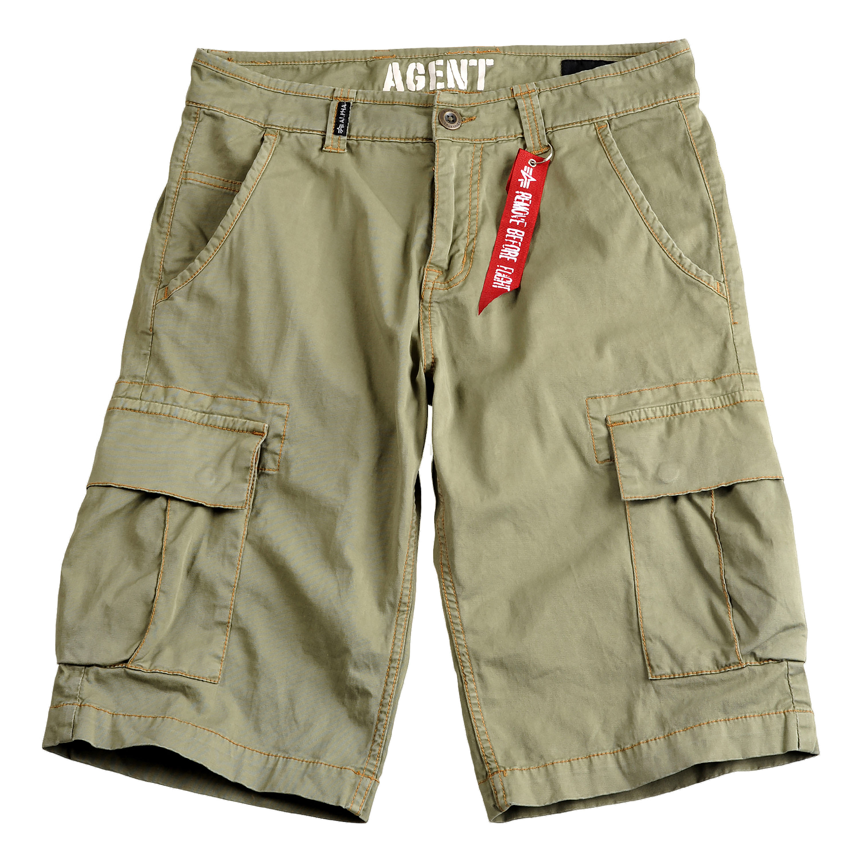 Alpha Industries Agent Short khaki