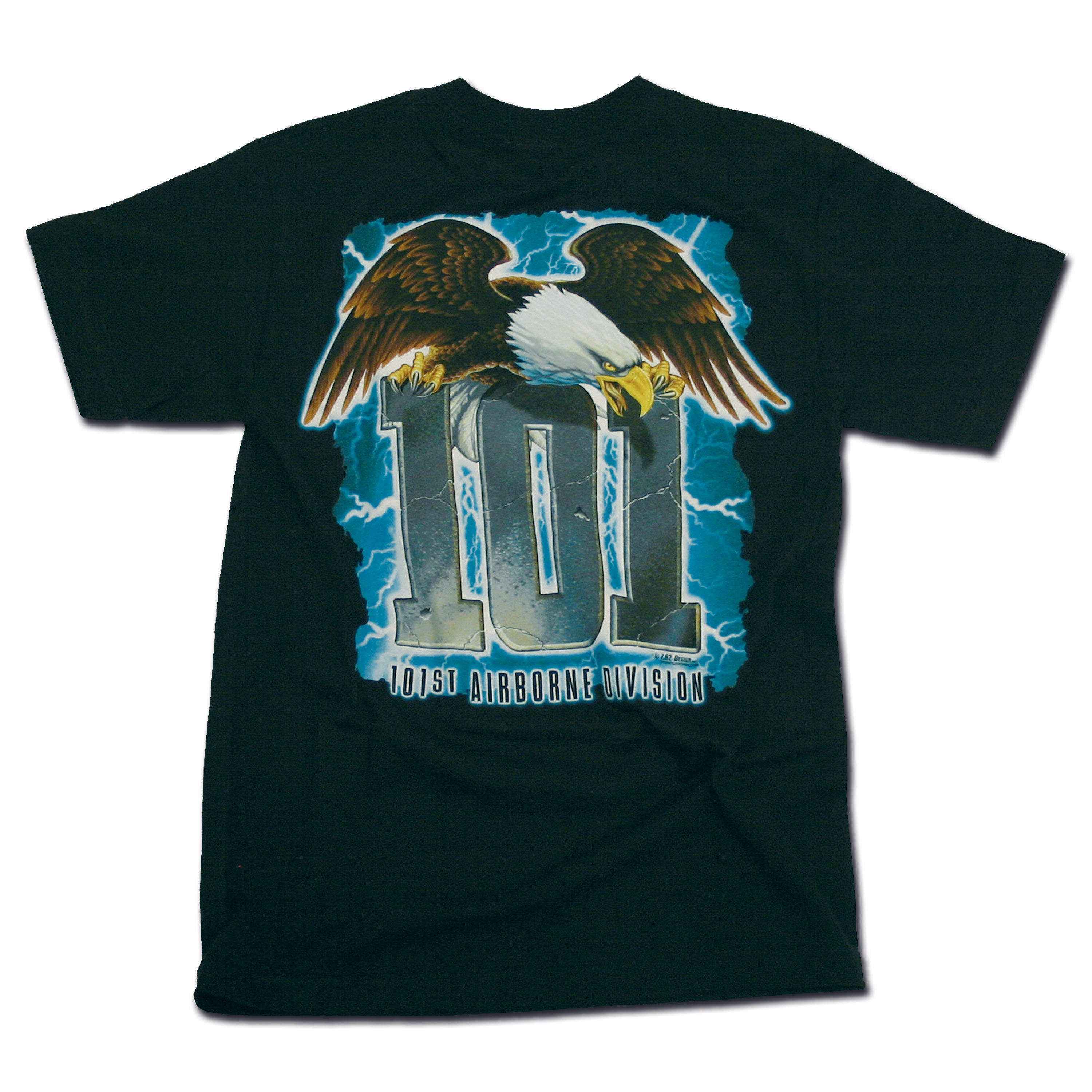 Titanen T-Shirt 101st Screaming Eagle