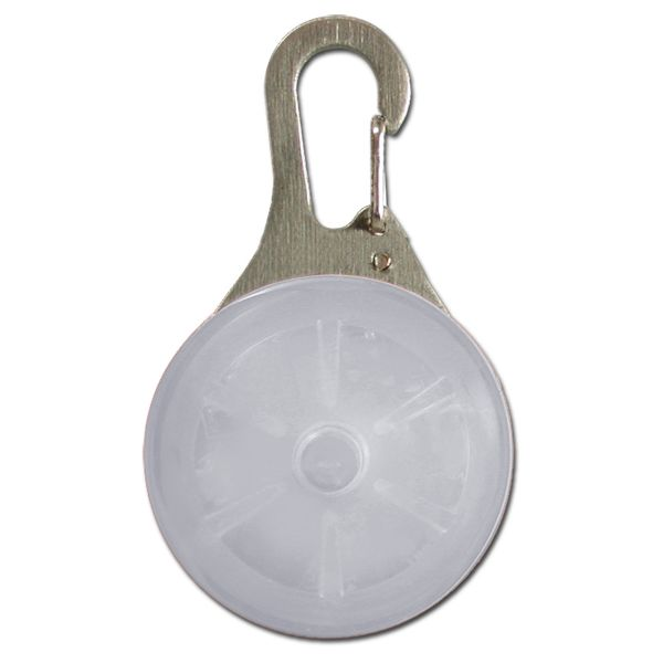 Nite Ize Karabiner LED SpotLit weiß