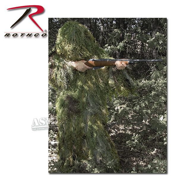 Ghillie Suit Rothco