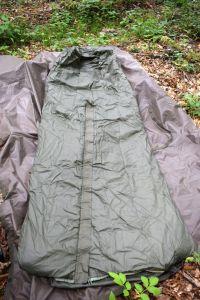 Französischer Schlafsack OM