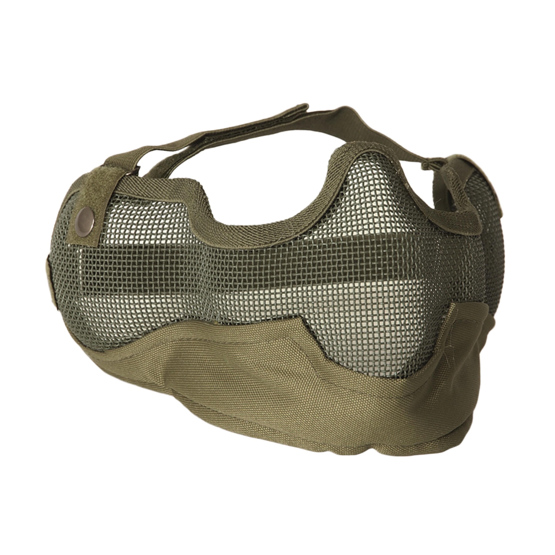 Schutzmaske Airsoft LG oliv
