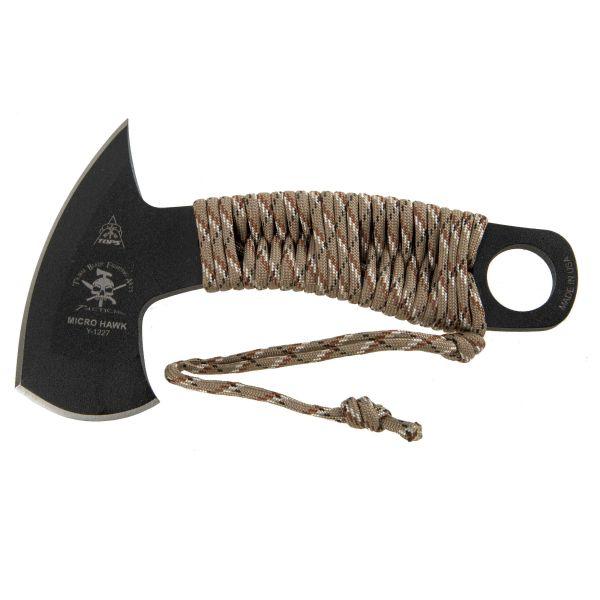 TOPS Knives Tomahawk Micro Hawk braun