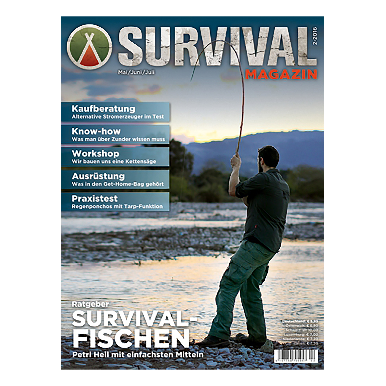 Survival Magazin 02/2016