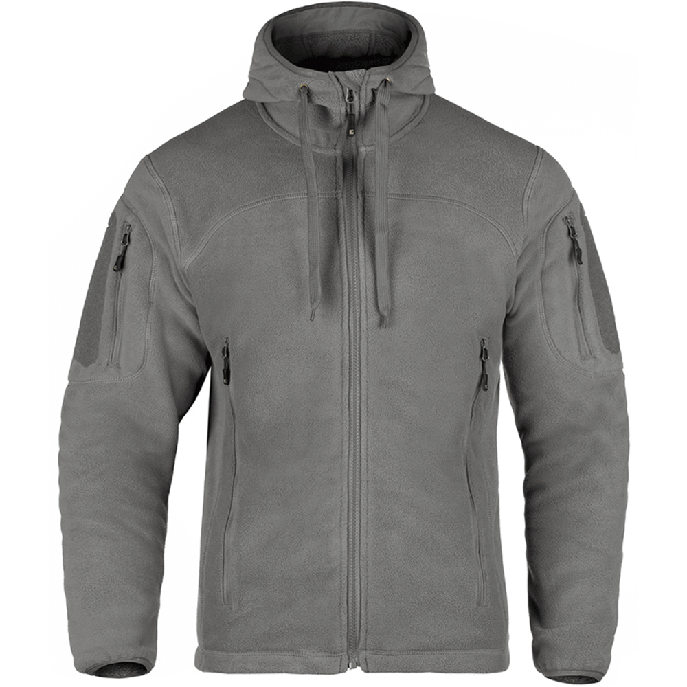 Claw Gear Milvago MK II Fleece Hoody solid rock