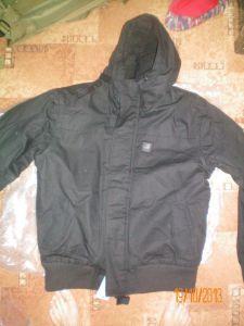 Vintage Axel Jacket black
