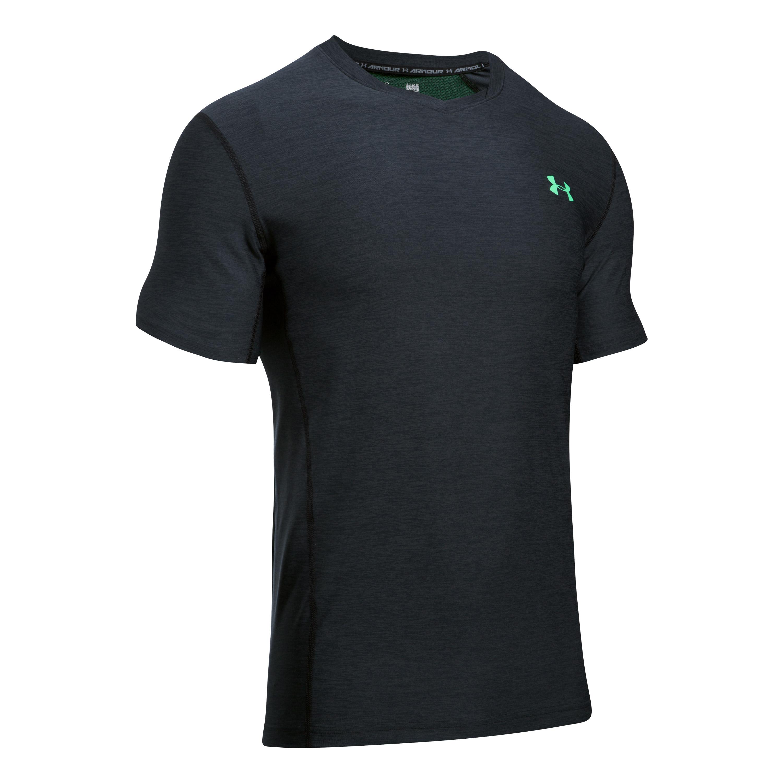 Under Armour Fitness Supervent Fitted schwarz grün