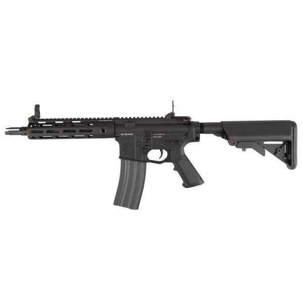 G&G Airsoft Gewehr Knights Armament SR30 M-Lok S-AEG schwarz