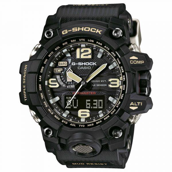Casio Uhr G-Shock Mudmaster GWG-1000-1AER schwarz