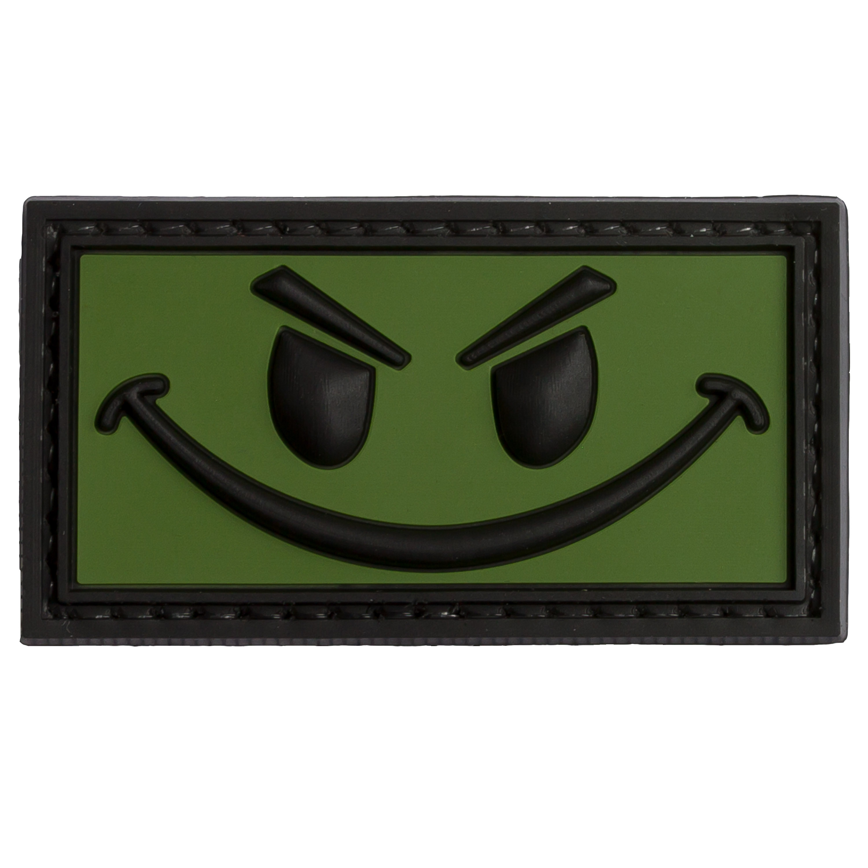 TAP 3D Patch Evil Smiley forest