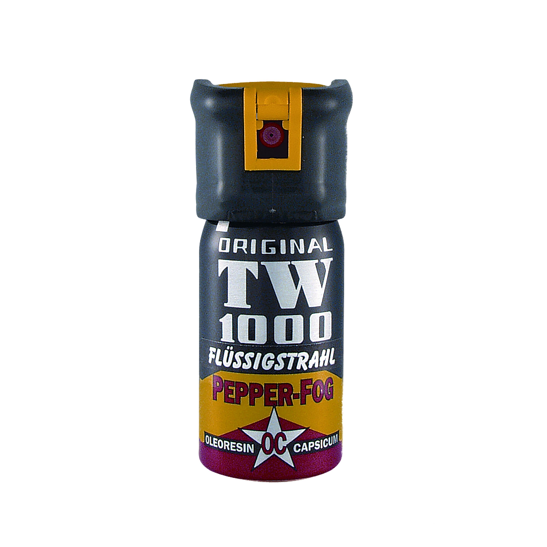 TW1000 Pfefferspray Sprühstrahl kegelförmig 40 ml