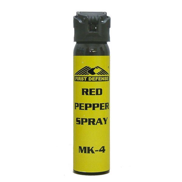Pfefferspray Red Pepper MK-4 Spray 75 ml