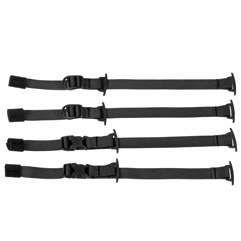 Ortlieb Spanngurte Gear-Pack Compression-Straps schwarz