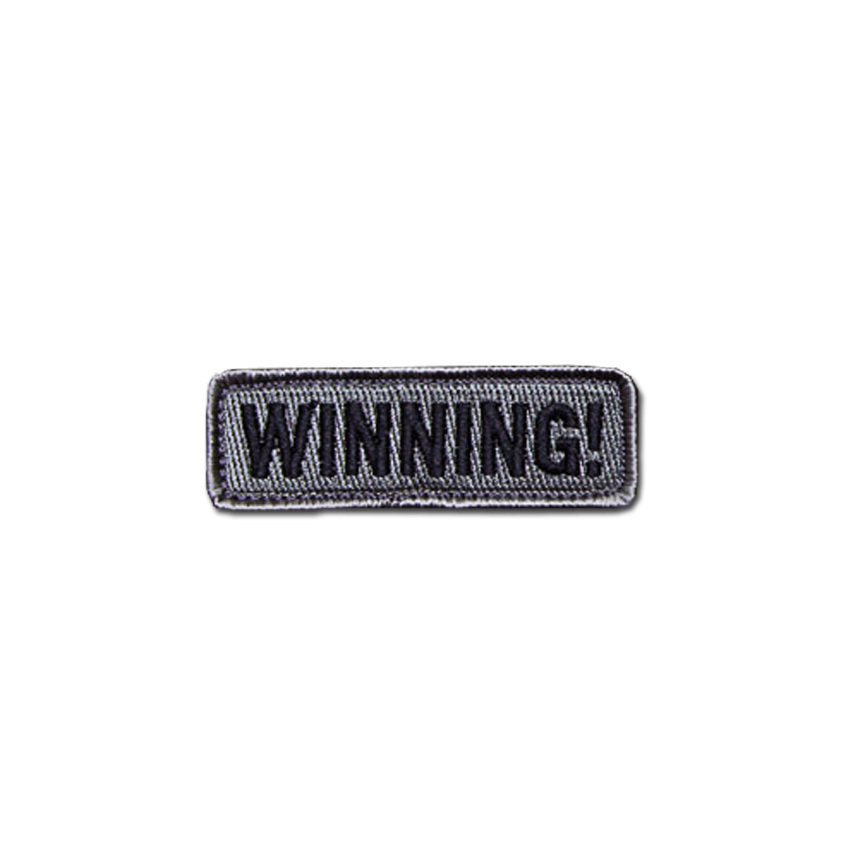 MilSpecMonkey Patch Winning acu