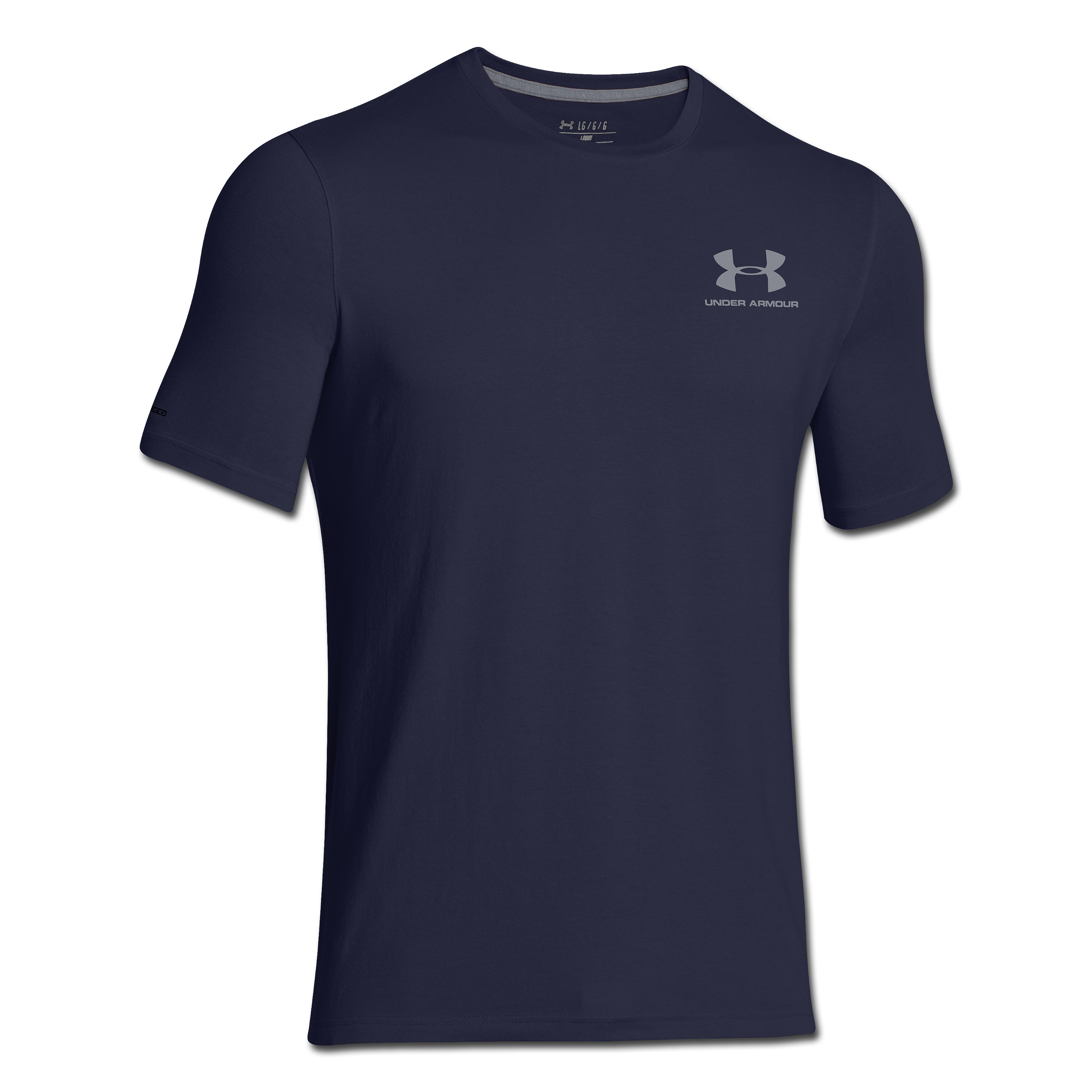Under Armour Shirt CC Sportstyle dunkelblau