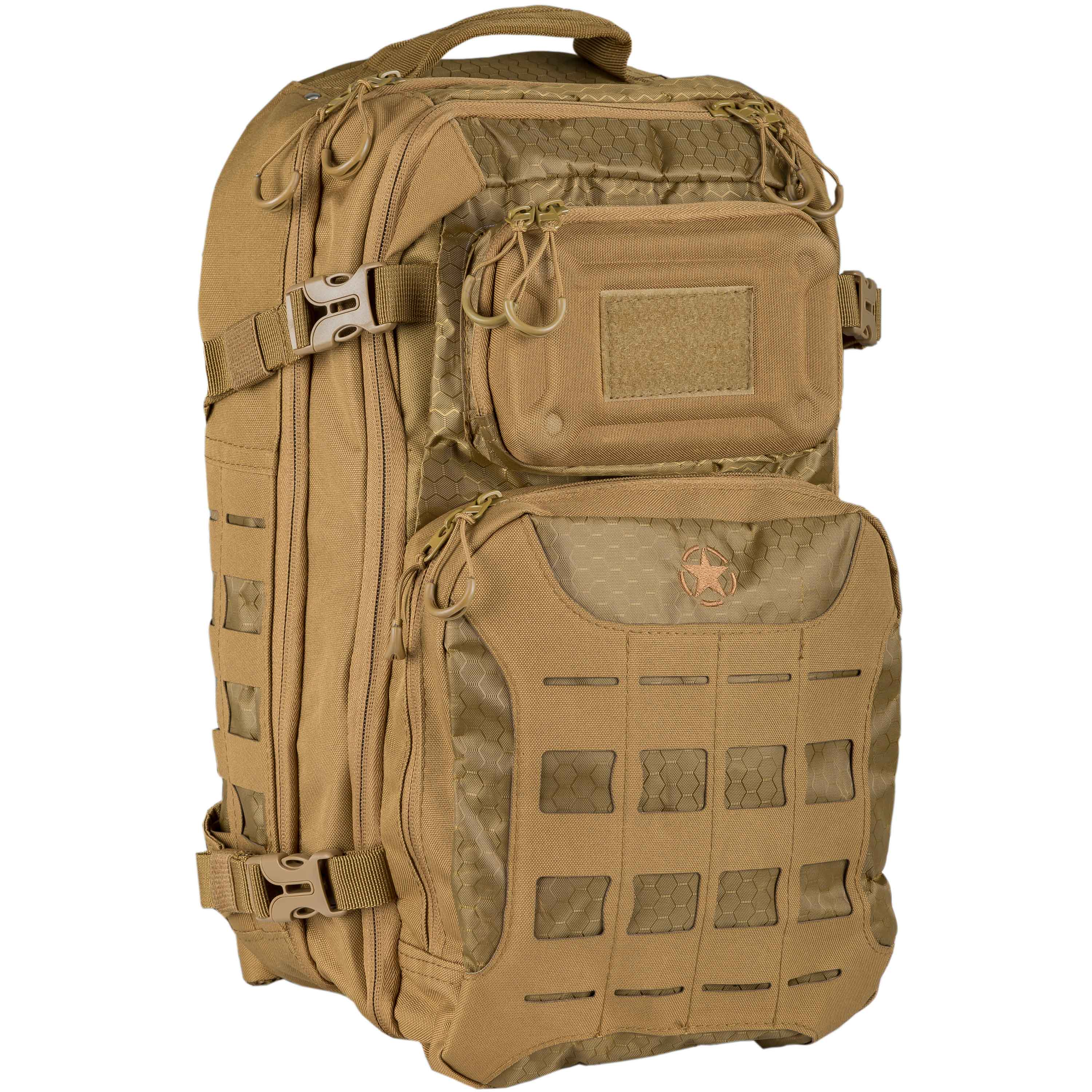 MFH Rucksack Operation I 30 L coyote