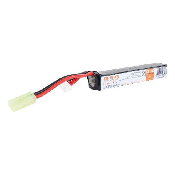 GSG Li-Po Akku 11.1V 1450 mAh Stick Type