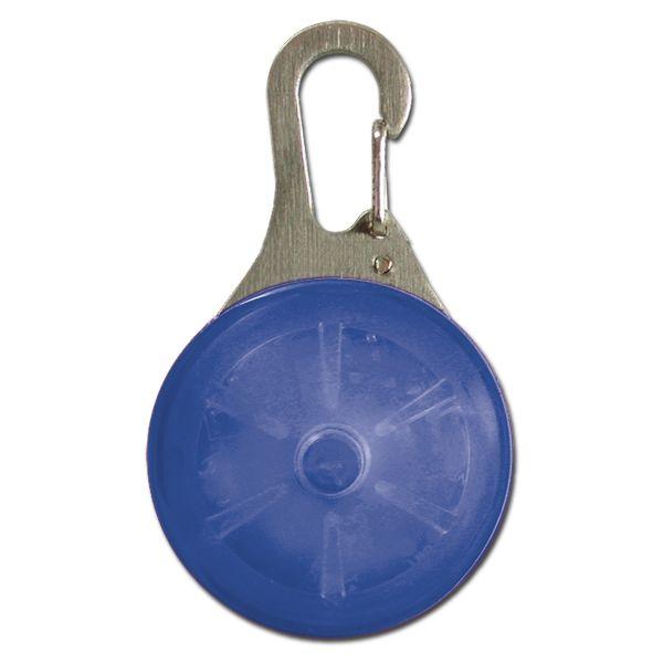 Nite Ize Karabiner LED SpotLit blau