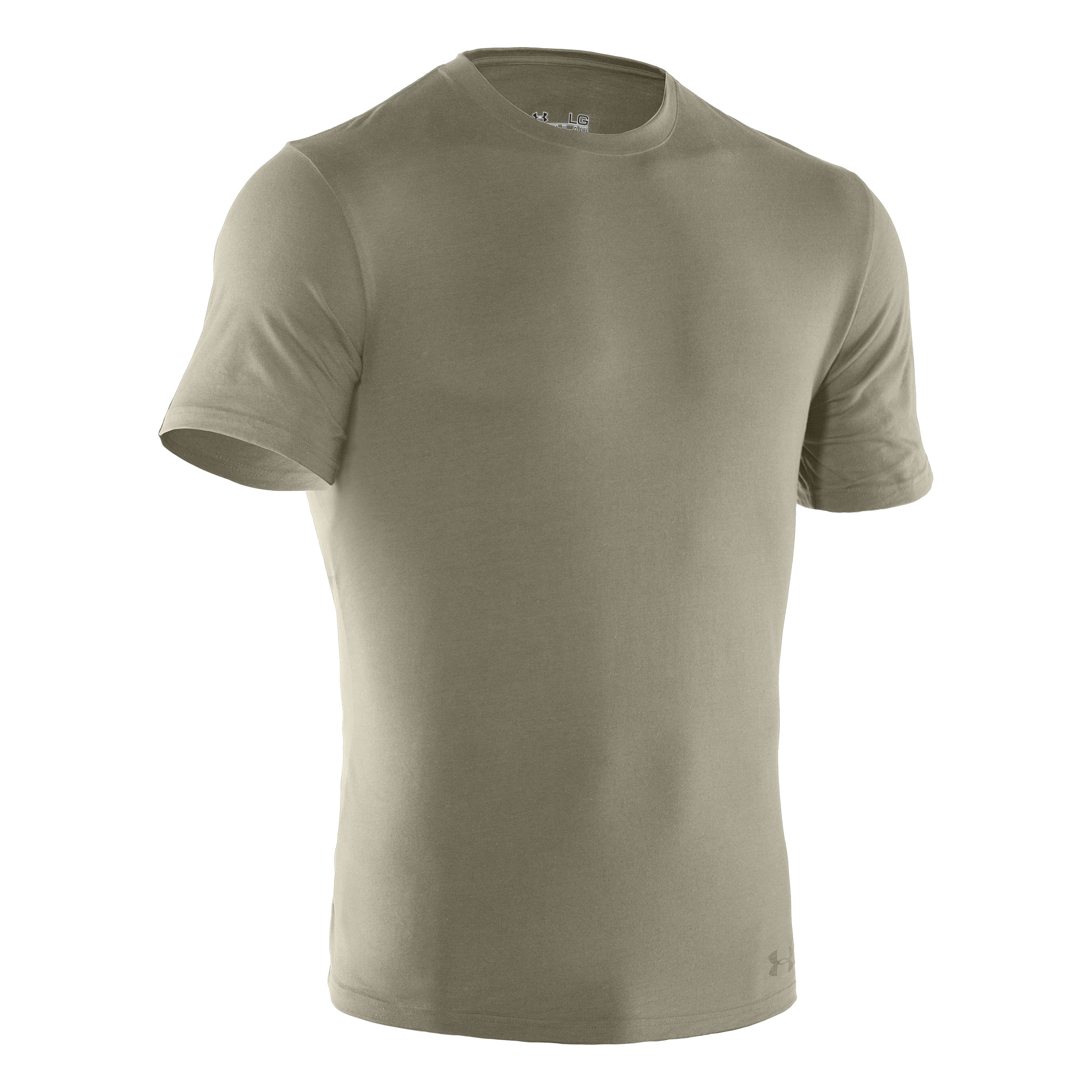 Under Armour T-Shirt Tactical CC sand