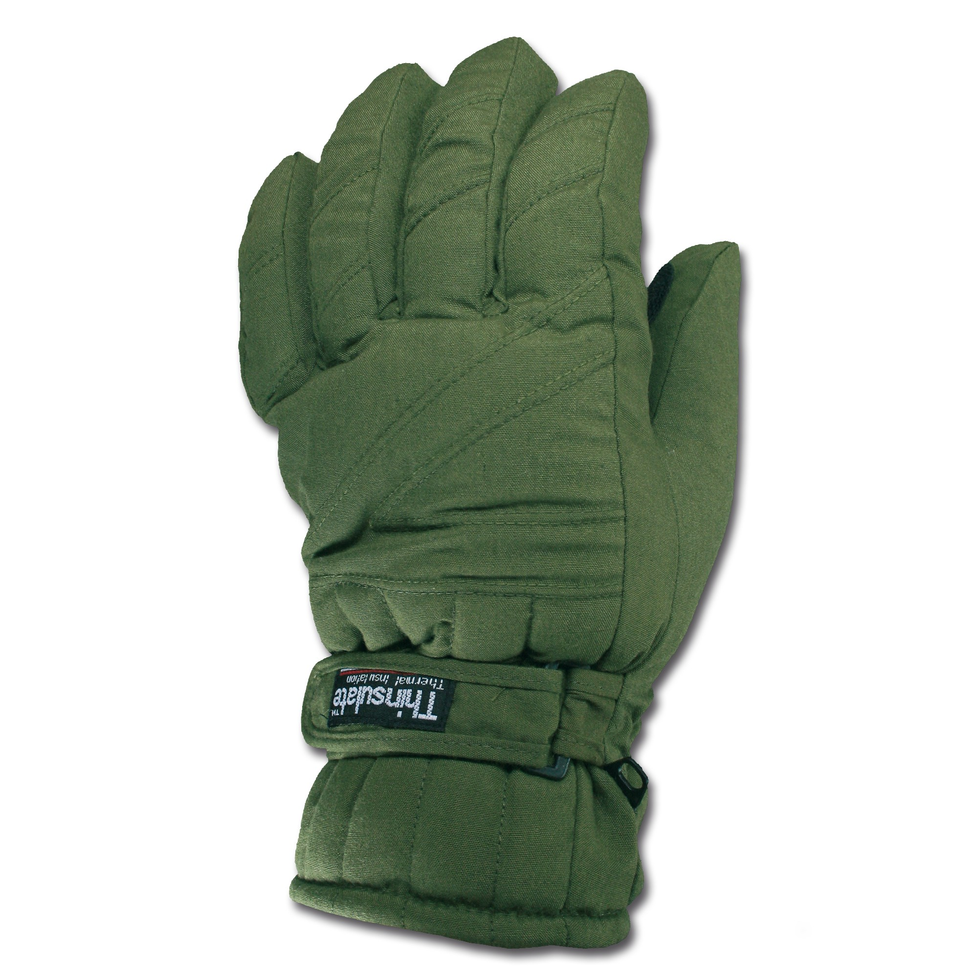 Thermo Handschuhe oliv