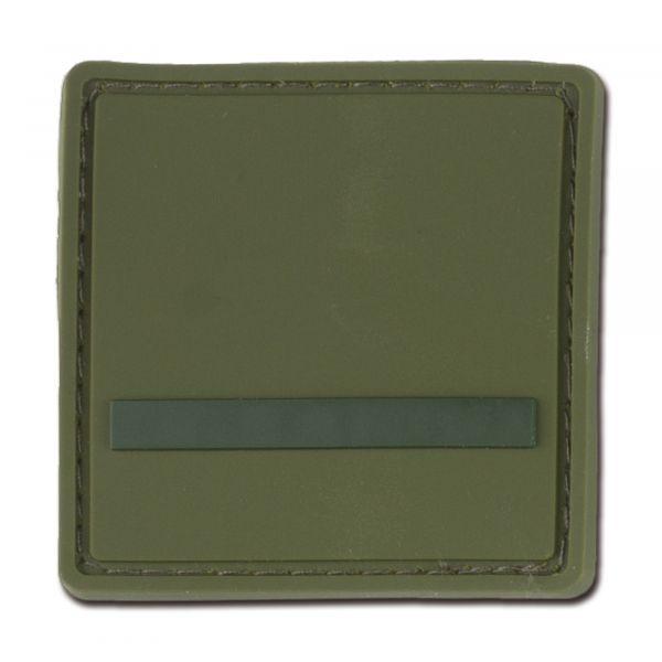 Dienstgradabzeichen Frankreich Sous-Lieutenant oliv tarn