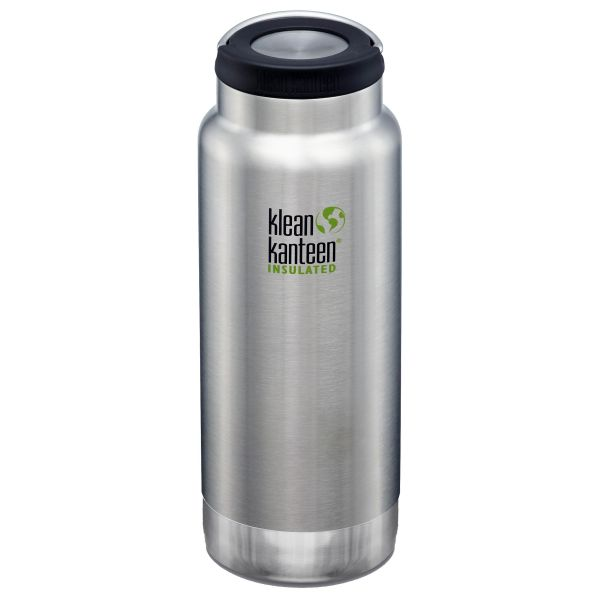 Klean Kanteen Trinkflasche TK Wide VI brushed stainless 946 ml