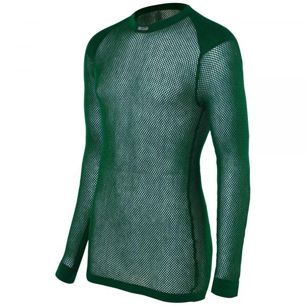 Brynje Super Thermo Shirt mit Schultereinlage grün
