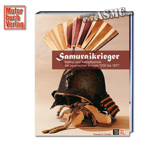 Buch Samuraikrieger - Waffen und Kampftechniken