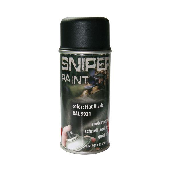 Sniper Paint Sprühfarbe schwarz