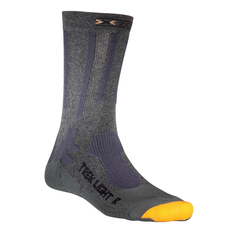 X-Socks Socken Trekking Light anthrazit