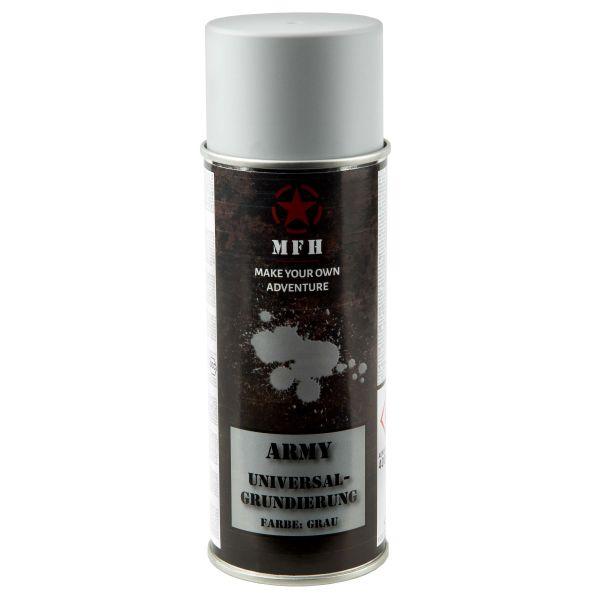 Army Farbspray Universalgrundierung hellgrau 400 ml